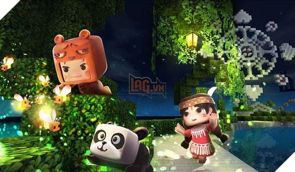 Hướng dẫn cách farm Đậu Mini trong Mini World dành cho tân thủ