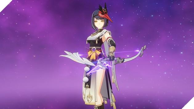 Genshin Impact: Hướng dẫn Kujou Sara với cách lên Thánh Di Vật và vũ khí tốt nhất 8