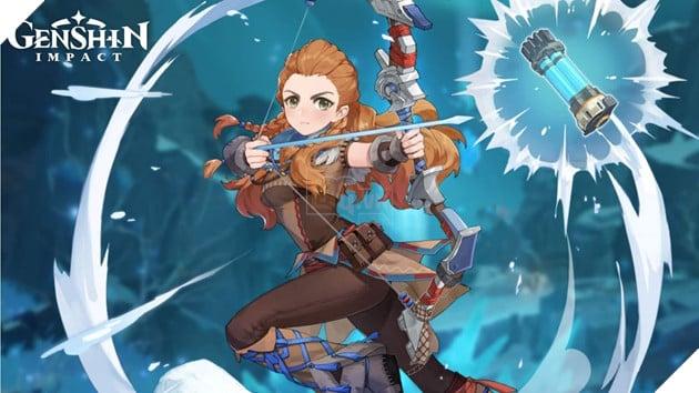 Genshin Impact: Hướng dẫn Aloy Sát Thương Băng với cách lên Thánh Di Vật và vũ khí mạnh nhất