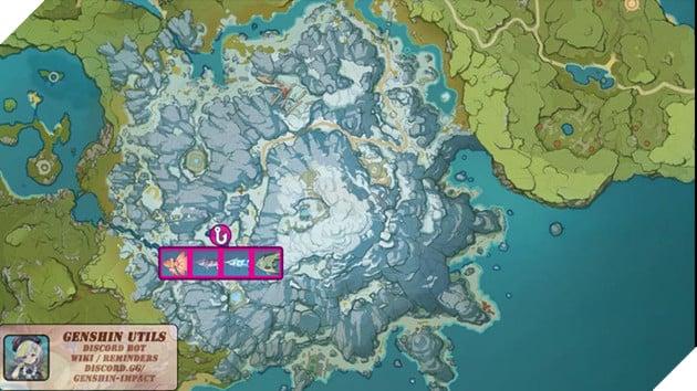 Genshin Impact: Hướng dẫn tất cả vị trí bãi câu cá và cách lấy Đao Xiên Cá miễn phí 15