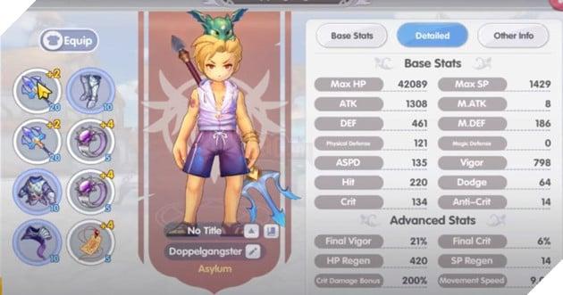 Ragnarok X: Next Generation Ultimate Class Builds-LDPlayer