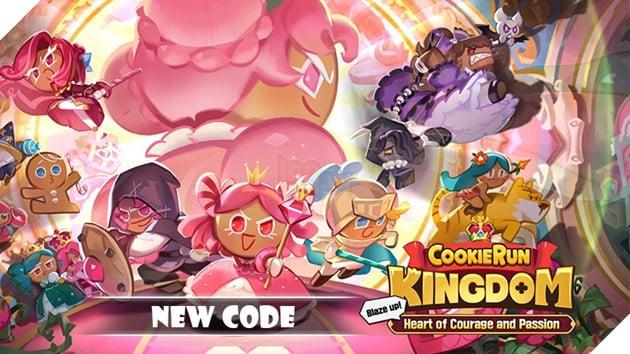 Code Cookie Run: Kingdom mới nhất 2021: Cách nhập code