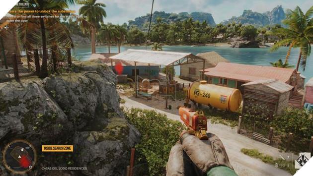 Tổng hợp hướng dẫn hoạt động săn tìm kho báu trong Far Cry 6 Phần 1  15