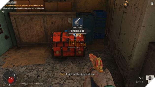 Tổng hợp hướng dẫn hoạt động săn tìm kho báu trong Far Cry 6 Phần 1  19