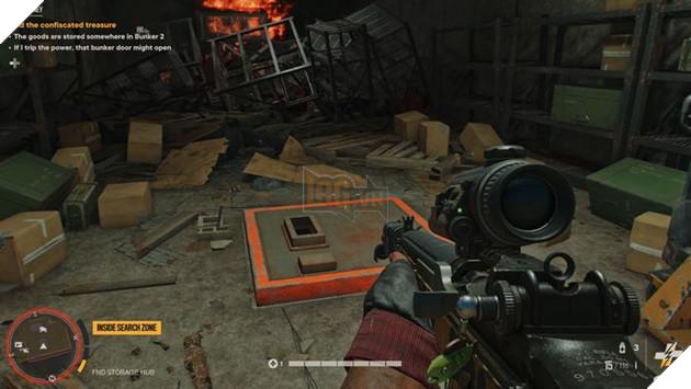 Tổng hợp hướng dẫn hoạt động săn tìm kho báu trong Far Cry 6 Phần 2  6